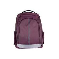 MOCHILA PERFECT CHOICE PARA LAPTOP 15-17 ESSENTIALS MORADA