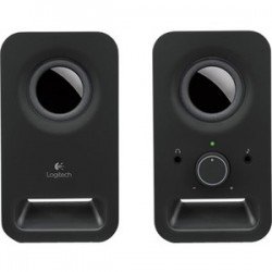 BOCINAS LOGITECH Z150 NEGRO 2.0 CONEXION 3.5 PC/MAC/MP3