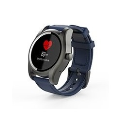 GHIA SMART WATCH CYGNUS /1.1 TOUCH/ HEART RATE/ BT/ SENSOR G/ SIM CARD 2G/GAC-143 AZUL