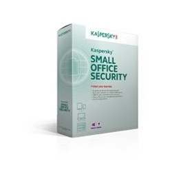 KASPERSKY SMALL OFFICE SECURITY 5 BAND E 5-9 BASE 2 AÑOS ELECTRONICA