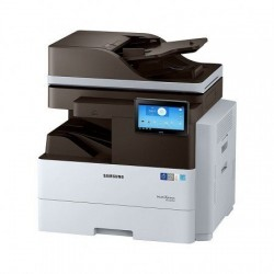 OPS MULTIFUNCIONAL MONOCROMATICA LASER SAMSUNG MULTIXPRESS SL-M5360RX, 53 PPM. RED, DUPLEX
