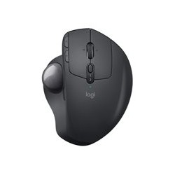 MOUSE LOGITECH MX ERGO NEGRO ERGONOMICO TRACKBALL INALAMBRCIO 2.4 GHZ MINI RECPTOR USB UNIFYING BATERIA RECARGABLE PC WINDOWS 10