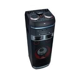 MINICOMPONENTE ONEBODY LG OK75 1,000 W, CD/FM/AUX, MULTIBLUETOOTH(3), MULTIUSB(2), KARAOKE STAR, EFECTOS VOCALES, LUCES LED, COL