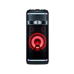 MINICOMPONENTE ONEBODY LG OK99 1,800 W, CD/FM/AUX, MULTIBLUETOOTH(3), MULTIUSB(2), KARAOKE STAR, EFECTOS VOCALES, LUCES LED, COL