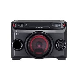 MINICOMPONENTE ONEBODY OM4560 220W, CD/MP3/BLUETOOTH/USB KARAOKE STAR, LUCES LED, COLOR NEGRO