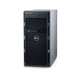 SERVIDOR DELL POWEREDGE DE TORRE T130 XEON E3-1225 V6 3.3 GHZ/ 8GB/ 1TB / NO SISTEMA OPERATIVO