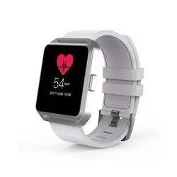 GHIA SMART WATCH/ PANTALLA 1.54 TOUCH / BT / IOS / ANDROID / BLANCO