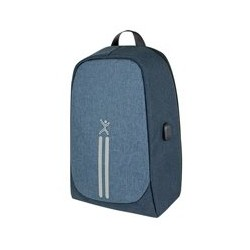 MOCHILA ANTI-ROBO PERFECT CHOICE 15.6 AZUL