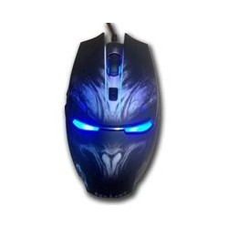 MOUSE EAGLE WARRIOR G14 OPTICO ALAMBRICO/USB 2400 DPI CONFIGURABLES/PC/GAMER